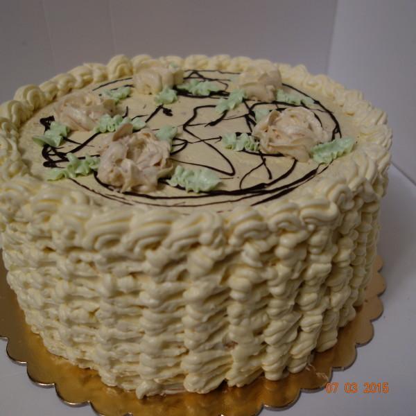 Tort urodzinowy - drip | Lidia piecze