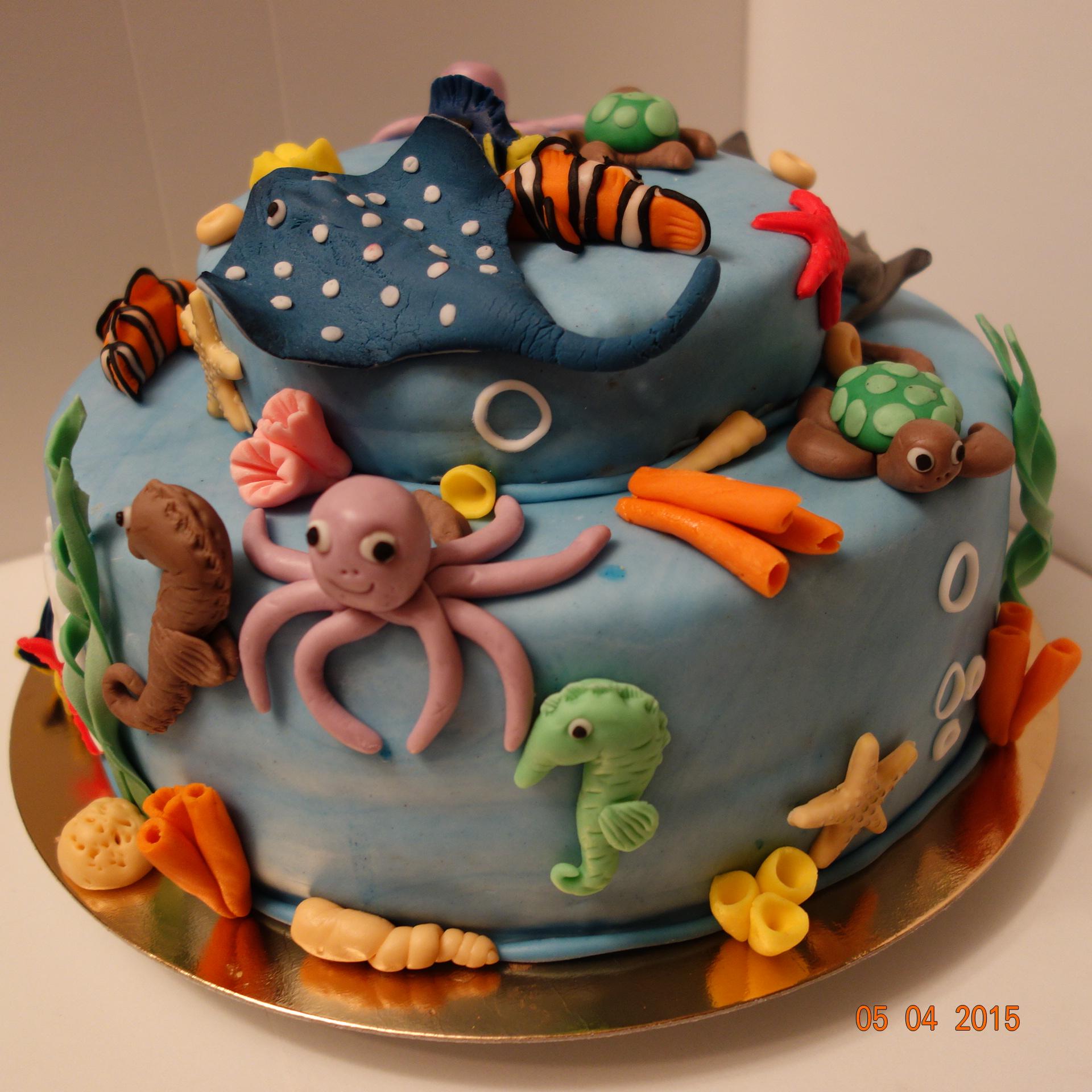 Tort z księżniczkami | Lidia piecze